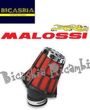 8869 - FILTRO ARIA MALOSSI RED FILTER E5 Ø 28 GURTNER PA 325 HD 21 NERO