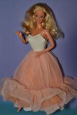 Barbie Peaches n Cream 1985 (?) Pfirischblüten Superstar Barbie 80er Sammlung