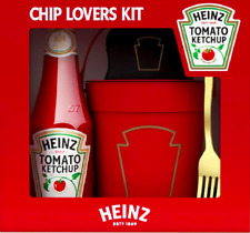 Heinz Limited Edition Tomato Ketchup Chips Lovers Gift Set