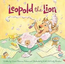 Leopold the Lion (Hardback or Cased Book)