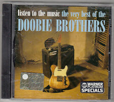 DOOBIE BROTHERS - the very best of CD