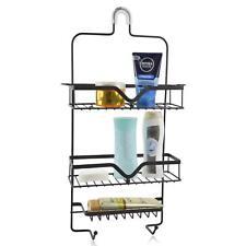 adb17a90a3641 Black Bath Caddies & Bathroom Storage Equipment for sale | eBay