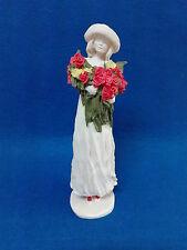 Figura de Escayola Realizada por J. KELLY en 1999 y titulada ROSE