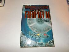 Rama II by Arthur C. Clarke and Gentry Lee (1989, Hardcover) used