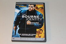 The Bourne Identity - DVD - Free Shipping!