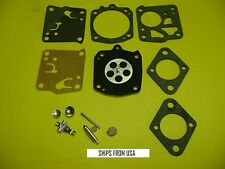 RK-23HS CARBURETOR REPAIR KIT JONSERED 625 630 670 920 930 2094 CHAINSAW DR156
