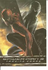 Spiderman 3 Promo Trading Card #P1