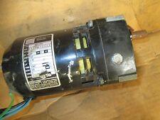 BODINE GEAR MOTOR NCI-1303 115V 5-1 RATIO 1/30TH