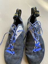 La Sportiva Climbing Shoes (size 11 mens)