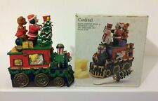 Cardinal Hand Painted Resin & Stainless Steel Christmas Spreader Set, In the box