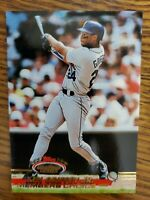 1993 Ken Griffey JR. Seattle Mariners #591. Members choice nmt. Pwe