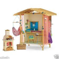 "American Girl LEA RAINFOREST HOUSE for 18"" Dolls Lea's Clark Furniture NEW"