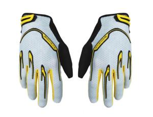 MTB Gloves Recon Yellow  Various size Sixsixone.