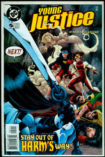 DC Comics YOUNG JUSTICE #5 NM+ 9.6