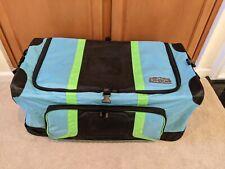 "Everything Summercamp Large 30"" Rolling Wheeled Duffel Bag Luggage"