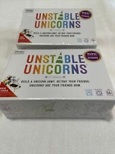 Unstable Unicorns Card Game 2nd Edition 2019 2Pack