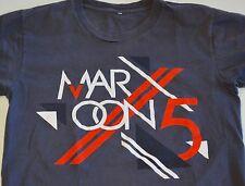 Maroon 5 t-shirt gray small 2013 tour