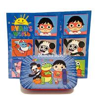 Ryan's World 2 School Folders & Pencil Case Portfolio School Supplies