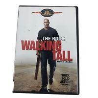 Walking Tall DVD Dwayne The Rock Johnson