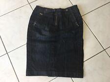 Jupe en jean IKKS taille 38 comme neuve
