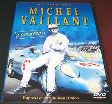 LES AVENTURES DE MICHEL VAILLANT  /  6 EPISODES / DVD
