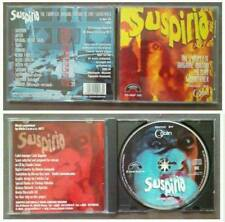 CD OST Horror SUSPIRIA Goblin Dario Argento colonna sonora no mc lp dvd vhs(S1)