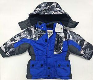 Gefütterte Original Winter Jacke von Oshkosh Größe 2T 86 92