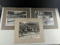 Antique Cabinet Card Lot 3 Sheridan County Nebraska County Fair