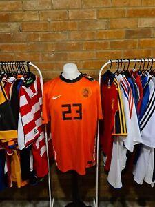 Holland Football Shirt Large