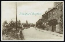c.1920 Wanlip Road Syston Leicestershire Postcard C796