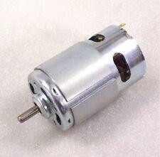 Motore 12v elettrico di ricambio per Starter Box universali (size 540) diametro