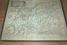 1650. Blaeu Map Scotland Highlands Inverness Perth Oban Mull Skye Speyside Pont