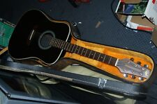 DREXD STARFIELD CUE SD8EBK ACOUSTIC-ELECTRIC GUITAR MADE IN KOREA HARD TO FIND