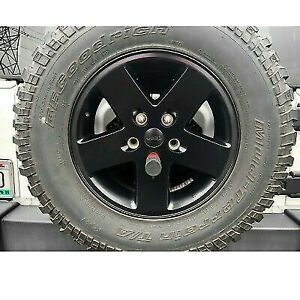 Bolt Locks 7032301 Spare Tire Lock for Jeep Wrangler JL