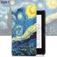 Slim Magnetic Leather Case Cover for Amazon Kindle Paperwhite123 (2018) 10th Gen