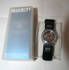 New Cased Swatch Special Watch 'Restaurant Colors Members & Staff' SKK103PACK7