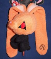 GLOOMY BEAR RABBIT PLUSH Halloween Ver. 12cm Key Chain CHAXGP PRIZE Japan