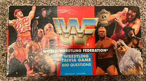 1997 WWF Cardinal Wrestling Trivia Game InComplete
