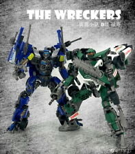 New Dream Factory GOD-10 The Wreckers Set In Stock