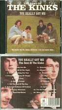 CD - THE KINKS : Le meilleur de THE KINKS - BEST OF / COMME NEUF - LIKE NEW