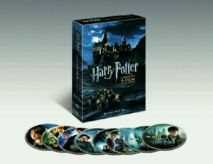 Harry Potter Complete 8-Film Collection DVD, 2011, 8-Disc Set Brand New & SEALED