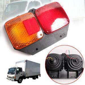 10-14 Hino Kt 725 Kb Kl Kr Truck Fuso Tail Lamp Light Right Right Universal