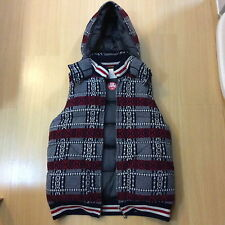 WHITE MOUNTAINEERING GORE-TEX WINDSTOPPER NORDIC WOOL HOODIE DOWN VEST L visvim