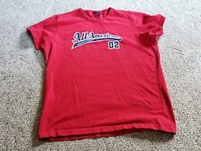 Aeropostale Shirt * Women's Large * Red White Blue * All American * Patriotic