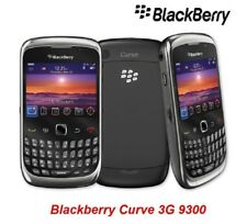 BlackBerry Curve 9300 3G Unlocked Phone w/2 MP, LED - New Never used