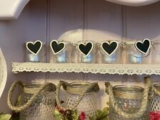 wedding table Glass decorations
