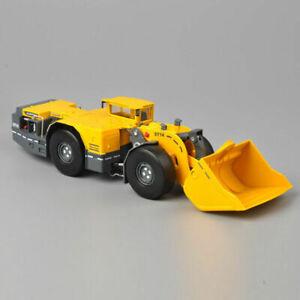 1/50 Atlas Copco Diecast Scooptram Underground Loader Model Vehicle Forklift Toy