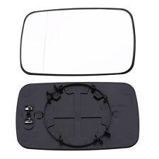 Side Mirror Glass For BMW E39 E46 320i 330i 325 Heated Driver Side 51168250438