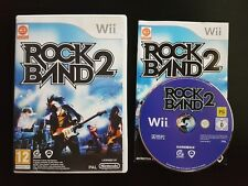 Rock Band 2 - Nintendo Wii / Wii U - Free, Fast P&P! - RockBand, Music, Songs