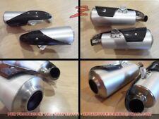 silenziatore scarico marmitta con protezione marmitta Ducati Monster 796 1100